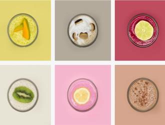 I frullati di PANTONE: un delizioso esperimento di colori