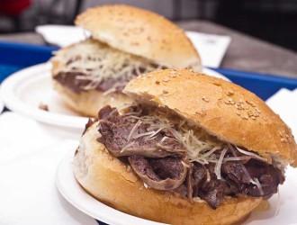 U pani câ meusa: da Palermo uno street food unico